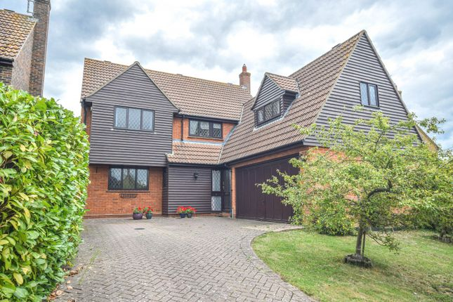 5 bed detached house for sale in High Meadow, Dunmow, Essex CM6