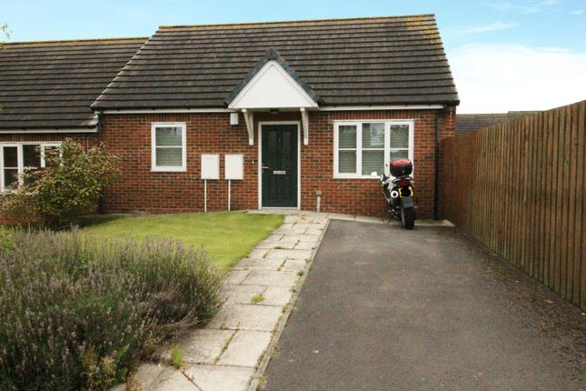 Thumbnail Bungalow for sale in Hutton Court, South Hetton, Durham