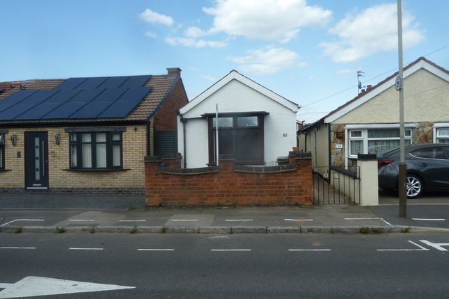 Thumbnail Bungalow to rent in Hardys Avenue, Rushey Mead, Leicester
