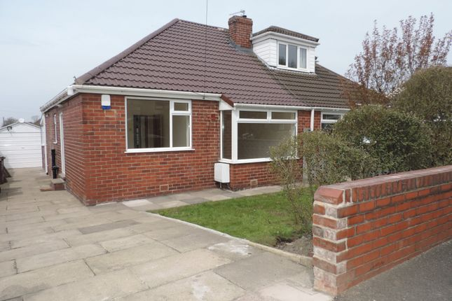 Thumbnail Semi-detached bungalow to rent in Berkeley Drive, Royton, Oldham