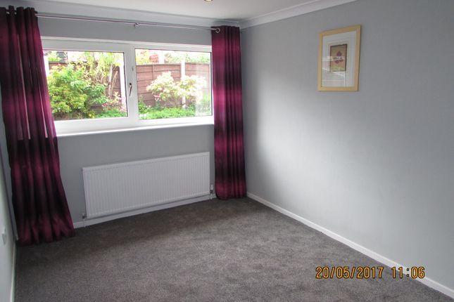 Master Bedroom of Martin Close, Denton M34