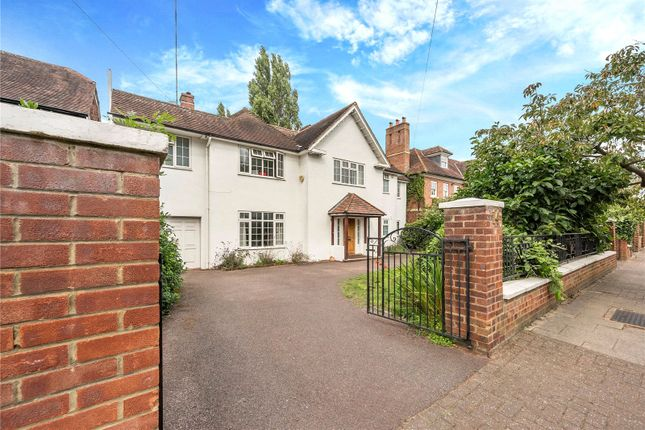 5 bed detached house to rent in Roedean Crescent, London SW15