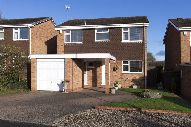 Thumbnail Detached house for sale in Tidmarsh Road, Leek Wootton, Warwick