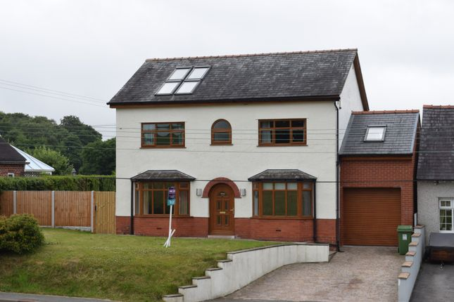 Thumbnail Detached house to rent in Plas Bennion, Penycae