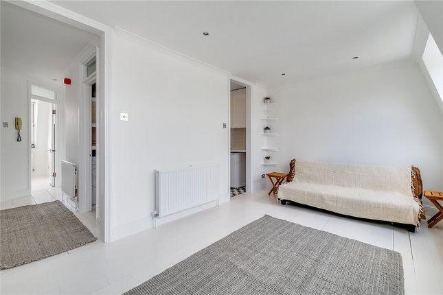 Reception Room of Aldridge Road Villas, London W11