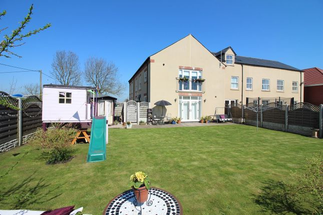 Thumbnail Semi-detached house for sale in Babbington Lane, Kimberley, Nottingham