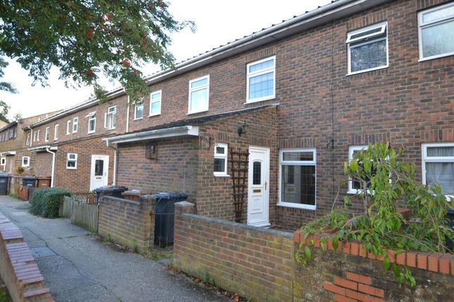Thumbnail Terraced house to rent in Camelot Close, Andover, Hampshire