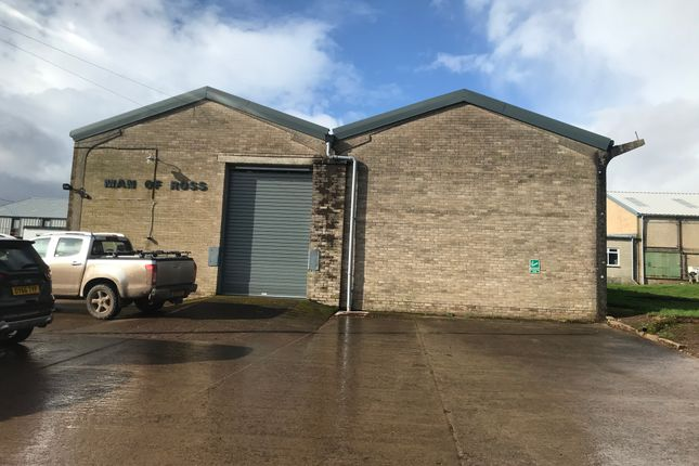 Thumbnail Light industrial to let in To Let - Storage Warehouse, Glewstone, Ross On Wye