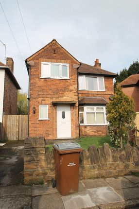 Thumbnail Detached house to rent in Newlyn Drive, Nottingham