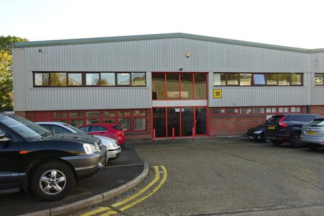 Thumbnail Office for sale in 19 Bourne Industrial Park, Bourne Road, Crayford