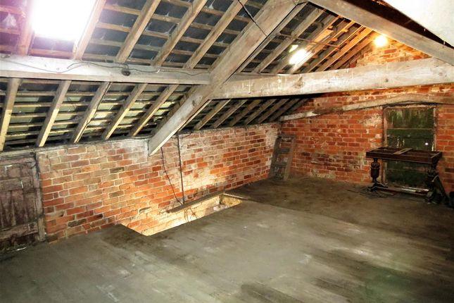Garage Loft of Thorpe Road, Easington Village, County Durham SR8