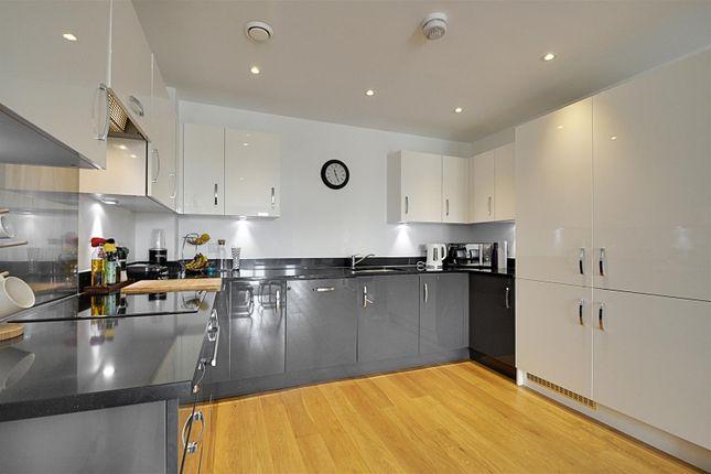 Kitchen of Lighterage Court, High Street, Brentford TW8