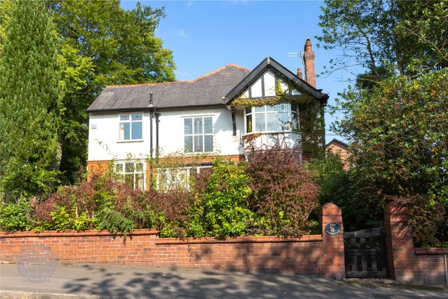 Thumbnail Detached house for sale in Greenmount Lane, Heaton, Bolton, Greater Manchester
