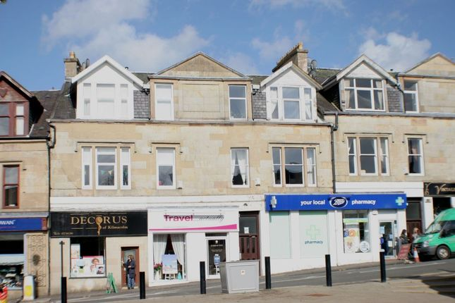 Thumbnail Flat for sale in T/L 1 Stewart Place, Kilmacolm
