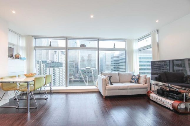 2 bed flat for sale in Pan Peninsula, 3 Pan Peninsula Square, London
