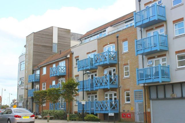 Thumbnail Flat to rent in Little High Street, Shoreham-By-Sea
