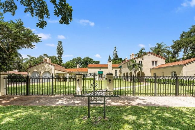 Property for sale in 3800 Granada Blvd, Coral Gables, Florida, United States Of America