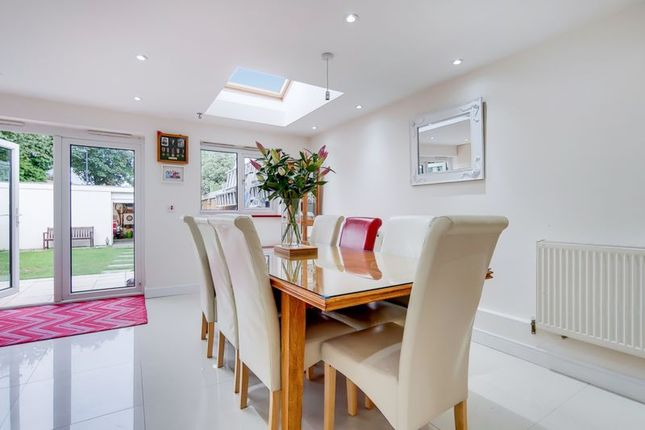 Thumbnail Terraced house for sale in Woodstock Crescent, London