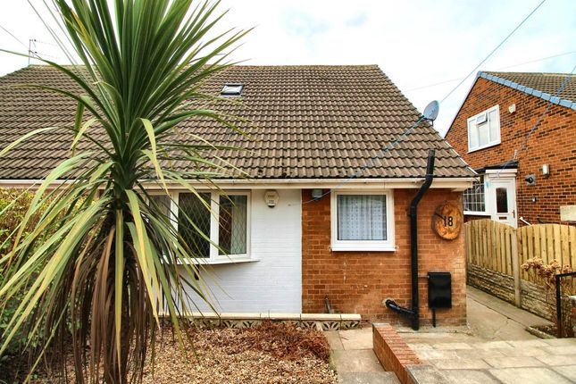 3 bed semi-detached bungalow to rent in Thoresby Avenue, Monk Bretton, Barnsley S71
