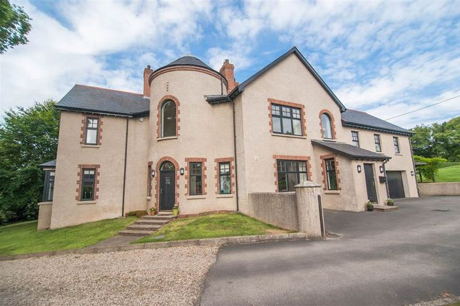 Thumbnail Detached house for sale in 55, Belfast Road, Newtownards