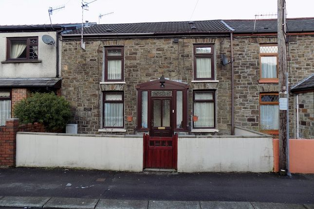 3 bed terraced house for sale in Dunraven Street, Treherbert, Treorchy, Rhondda Cynon Taff. CF42