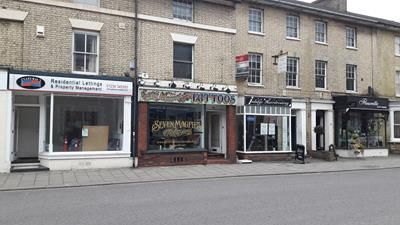 Thumbnail Retail premises for sale in 69 Harpur Street, Bedford, Bedfordshire