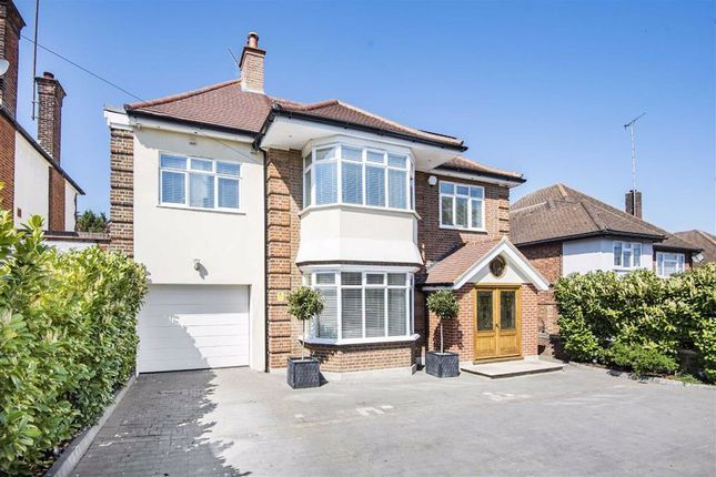 6 bed detached house for sale in Temple Avenue, London N20