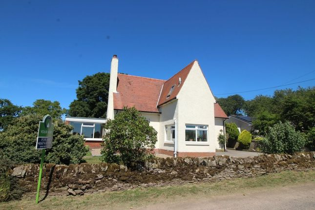 Thumbnail Detached house for sale in Friockheim, Arbroath