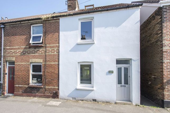 Thumbnail Semi-detached house for sale in Stanley Road, Poole