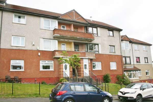 Thumbnail Flat for sale in 2/1, 2 Uig Place, Glasgow