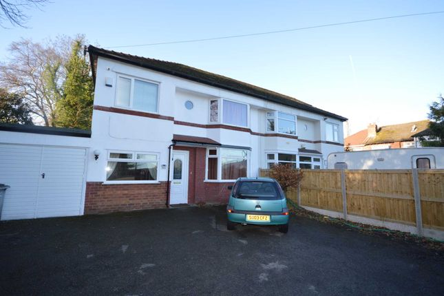 Thumbnail Semi-detached house for sale in New Chester Road, New Ferry, Wirral