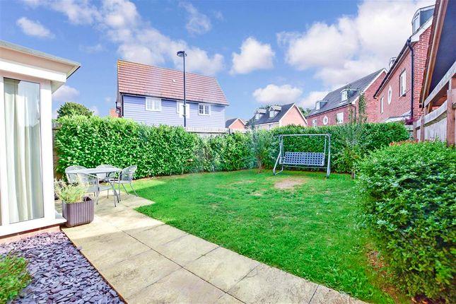 Rear Garden of Bradbrook Drive, Longfield, Kent DA3
