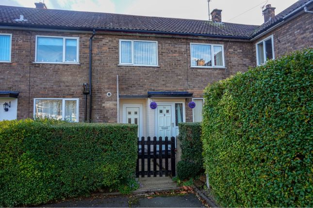 Terraced house in  North Park Road  Bramhall  Manchester