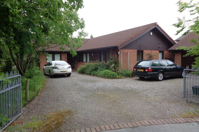 Thumbnail Detached bungalow for sale in Riverside Gardens, Roose, Barrow In Furness
