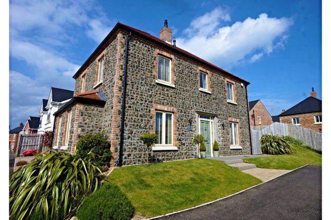 Thumbnail Detached house for sale in Millers Park, Newtownards