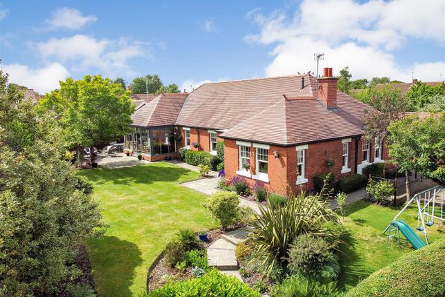 Thumbnail Detached bungalow for sale in Tithby Road, Cropwell Butler, Nottingham