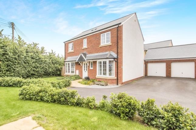 Thumbnail Detached house for sale in Bathpool, Taunton, Somerset