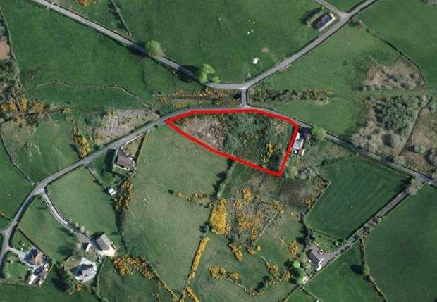 Thumbnail Land for sale in Mccartans Road, Ballyward, Castlewellan