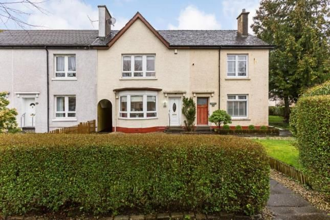 Thumbnail Terraced house for sale in Lincoln Avenue, Knightswood, Glasgow