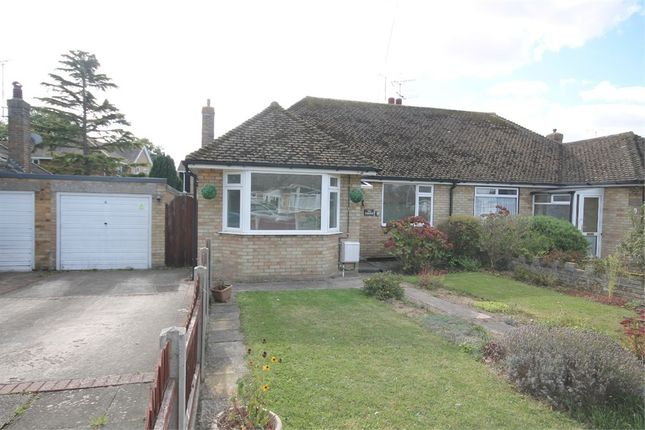 Thumbnail Semi-detached bungalow for sale in Village Close, Kirby Cross, Frinton-On-Sea