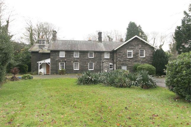 Thumbnail Detached house for sale in Penrhyndeudraeth, Penrhyndeudraeth, Gwynedd