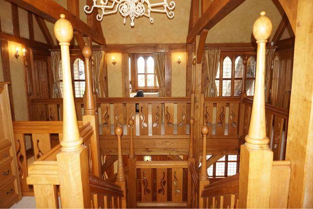 Staircase of Sapcote Road, Hinckley LE10