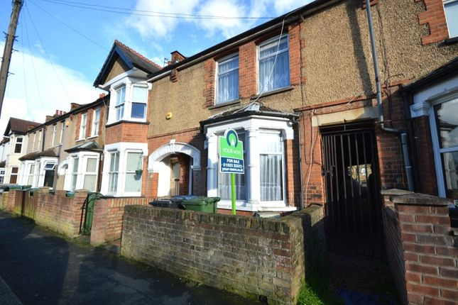 Thumbnail Terraced house for sale in Euston Avenue, Watford