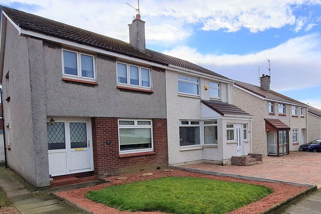 Semi-detached house for sale in 97 Whitlees Court, Ardrossan