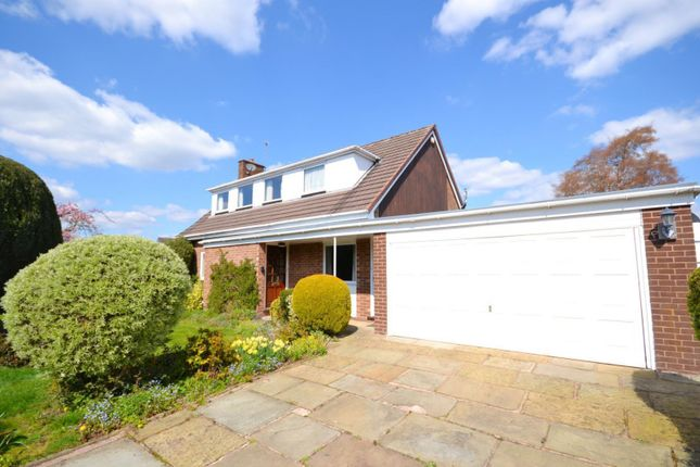 Thumbnail Detached house for sale in Redesmere Drive, Alderley Edge