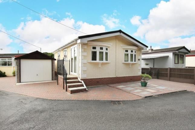 Thumbnail Mobile/park home for sale in Grange Lane, Sunny View Park, Balby, Doncaster
