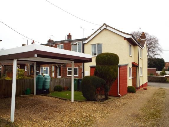 Thumbnail End terrace house for sale in Fakenham, Norfolk, England