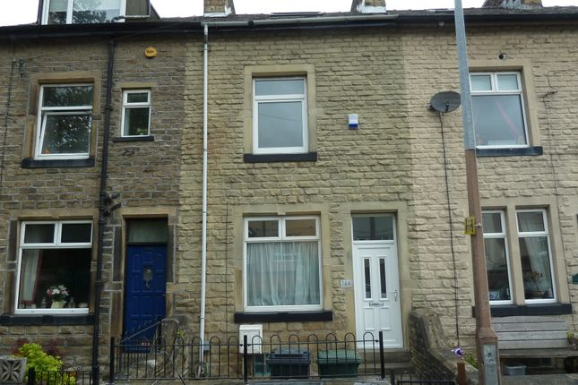 Thumbnail Terraced house to rent in Hainworth Wood Road, Keighley