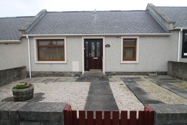 Thumbnail Terraced bungalow for sale in Sea Street, Cullen