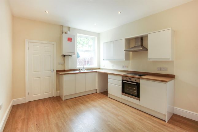 Thumbnail End terrace house to rent in Sherbrook Terrace, Daybrook, Nottingham
